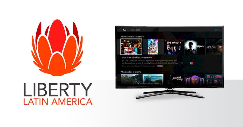 Liberty Latin America deploys Velocixs video streaming platfrom across its market footprint