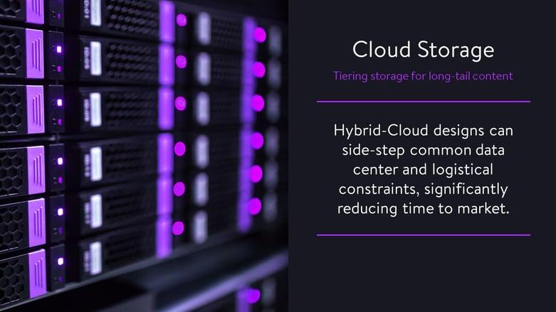 SCTE 2019 - Hybrid Cloud - Storage